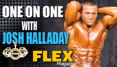 One on One with Josh Halladay