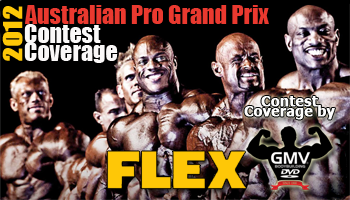 Team Flex Covers the Australian Pro