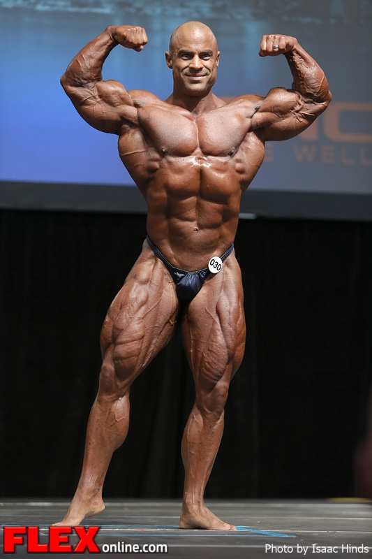 Mark Dugdale - Men's 212 - 2013 Toronto Pro | FLEX Online