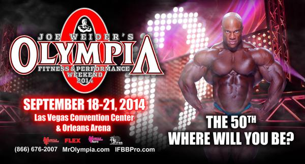 road to olympia 2014: branch warren a 5 weeks out!
