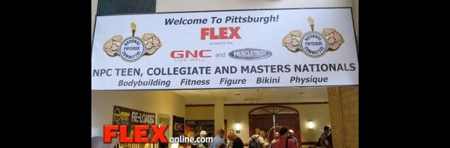 NPC Teen, Collegiate and Masters Nationals 2013