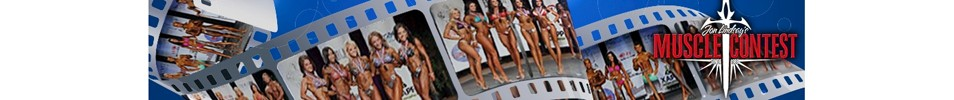 2014 NPC USA Bodybuilding Championships Event banner