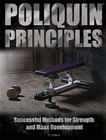 Poliquin Principles 2nd Edition