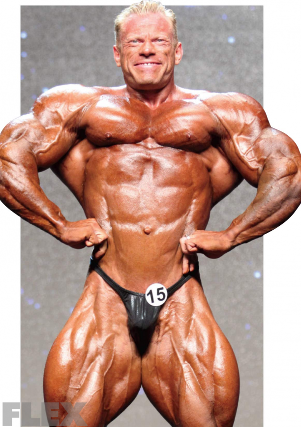 Preview Of The 2015 Mr Olympia Flex Online